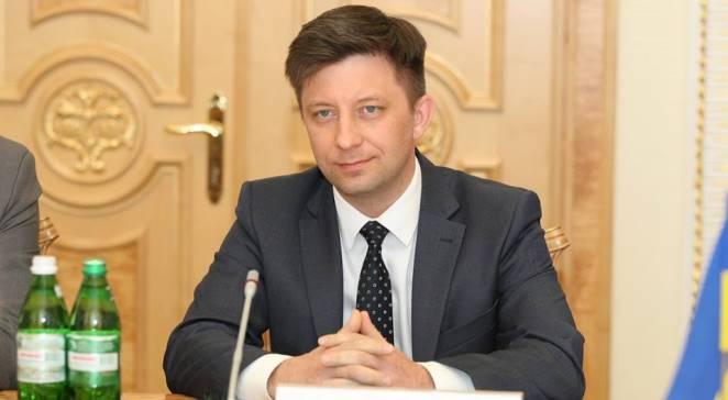 Міхал Дворчик, депутат Сейму, голова польсько-української парламентської групи