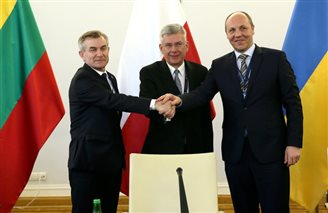 Polish, Ukrainian and Lithuanian parliaments to fight for Ukrainian sovereignty