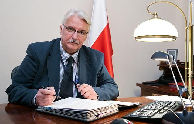 Бывший министр иностранных дел Польши Витольд Ващиковский