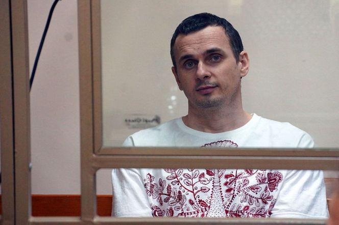 Український політв'язень та режисер Олег Сенцов