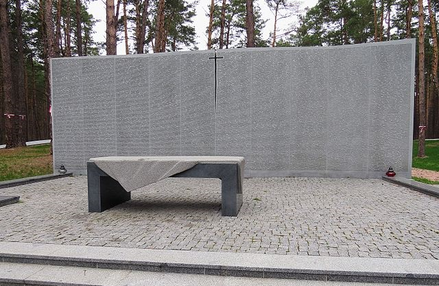 National Historical-Memorial Complex in Bykivnia. Photo: Wikimedia Commons