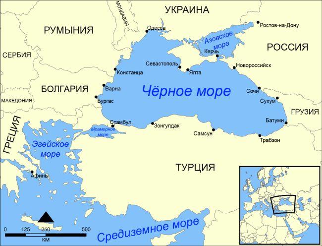 Регион Черного моря