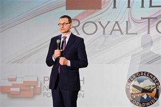 "Polska premiera filmu ""Poland–The Royal Tour"""