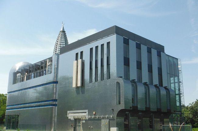 The Centre of Muslim Culture, Warsaw. Photo: wikimedia commons/Tadeusz Rudzki