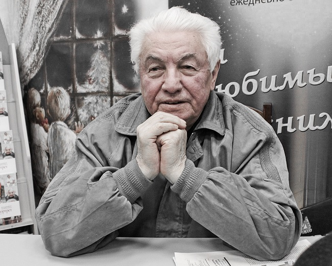 Владимир Войнович. Фото: wikimedia.org
