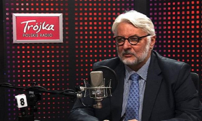 Minister Witold Waszczykowski. Photo: Polish Radio