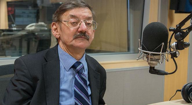 Історик та політолог Єжи Тарґальський