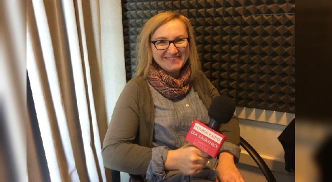 """Beata Kost, autorka książki """"Kobiety ze Lwowa"""""""