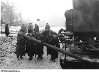 21 кастрычніка 1943 г. было ліквідавана менскае гета