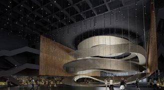 Представлен концептуальный проект Центра Sinfonia Varsovia