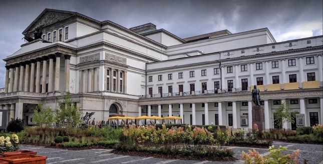 Nationaltheater in Warschau