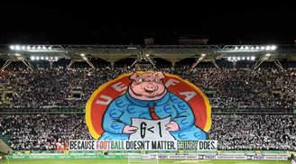 Legia face sanctions over UEFA pig banner
