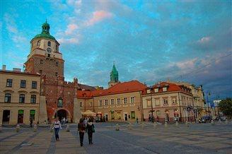Запрашаем у Польшчу: Люблін (ФОТА+ВІДЭА)