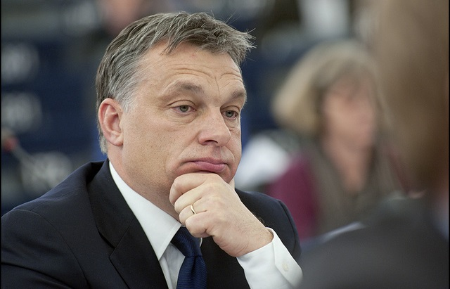 Viktor Orban. Photo: Flickr.com/European Parliament