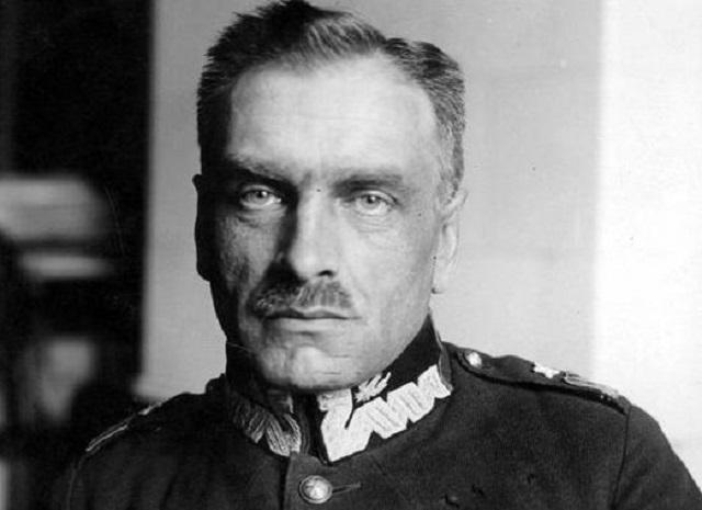Generał Felicjan Sławoj Składkowski