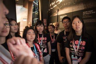 Чого молоді люди  шукають під час Світових днів молоді?