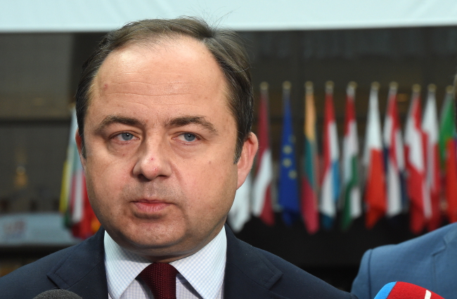 Вице-глава МИД Польши Конрад Шиманский