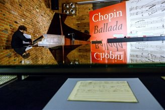 Chopin birthday concerts