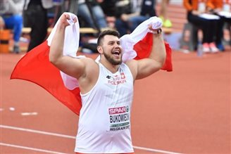 Poland strong in shot put