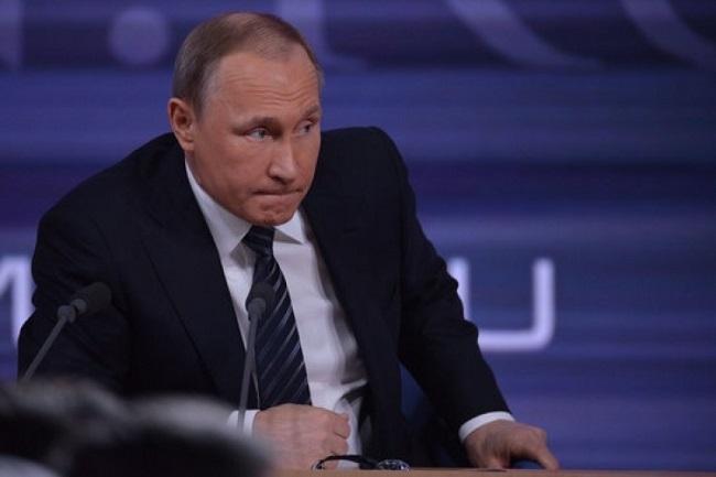 Russian President Vladimir Putin. Photo: Witwicki A/Gazeta Polska