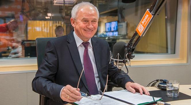 Министр энергетики Польши Кшиштоф Тхужевский.