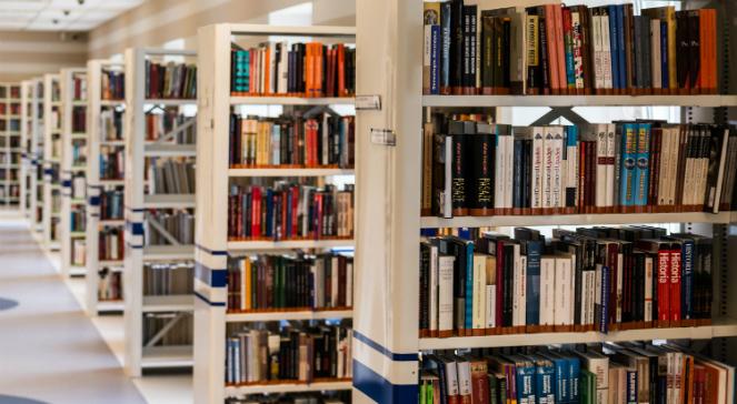 Biblioteka - zdjęcie ilustracyjne