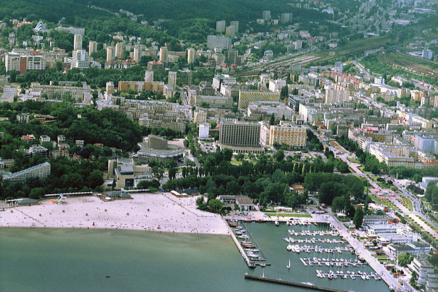Gdynia. Photo: Wikimedia Commons/Jack11 Poland (CC BY-SA 3.0)
