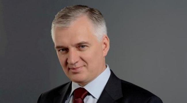 Министр науки Польши Ярослав Говин
