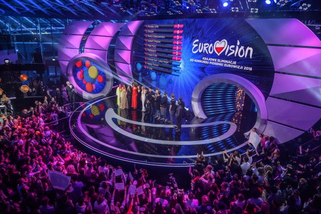 Варшава - фінальний відбір на Євробачення