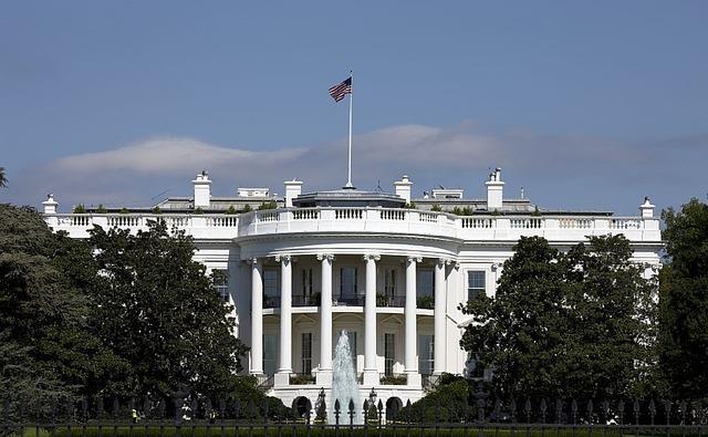 Белы дом, Вашынгтон