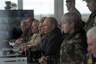 Poland watches Moscow over military drills
