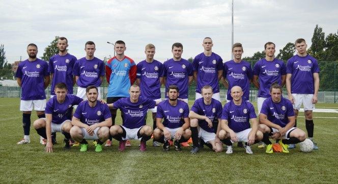 Футболісти нової вроцлавської футбольної команди прагнуть перемог
