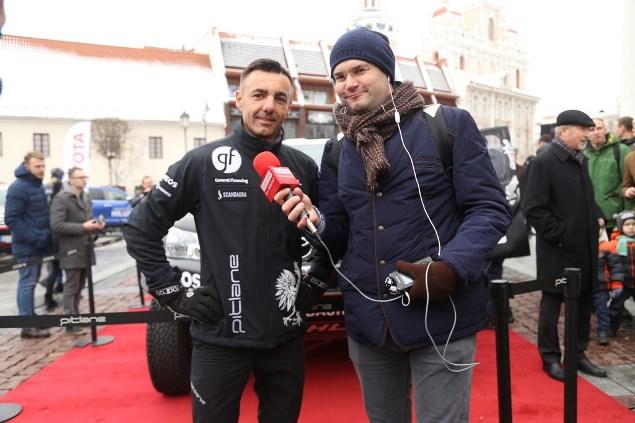Sebastian Rozwadowski i Kamil Zalewski
