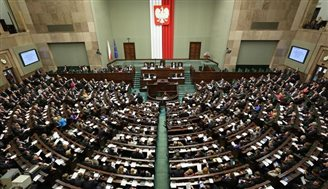 Polish Parliament holds last sitting of the term