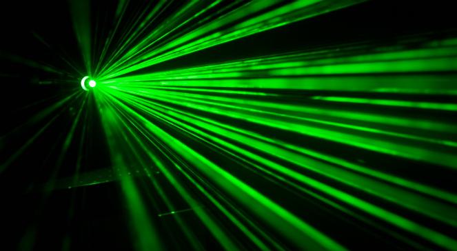 Laser - zdjęcie ilustracyjne