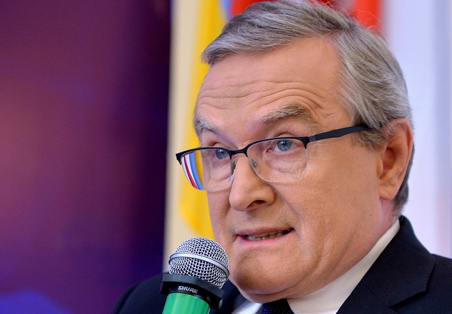Piotr Gliński. Photo: PAP/Darek Delmanowicz.