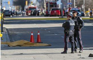 Канада: Наезд на пешеходов в Торонто не был «террористическим заговором»