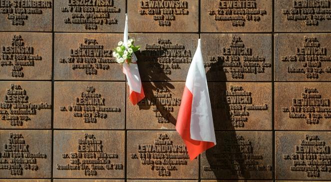 Polnischer Friedhof im russischen Katyń