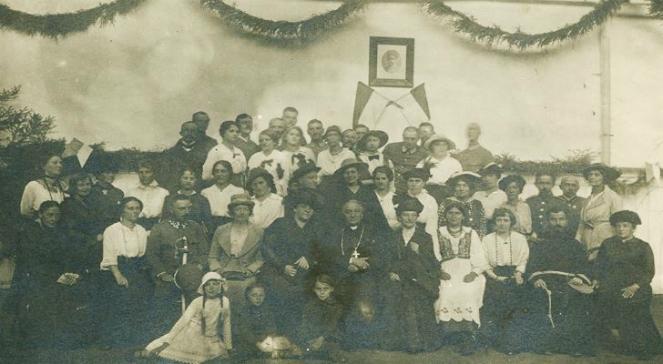 Liga Kobiet Polskich, 1916.