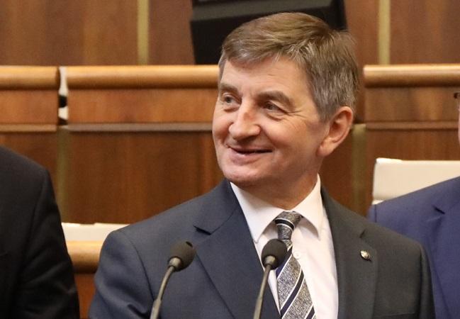 Marek Kuchciński. Photo: Kancelaria Sejmu/Rafał Zambrzycki.