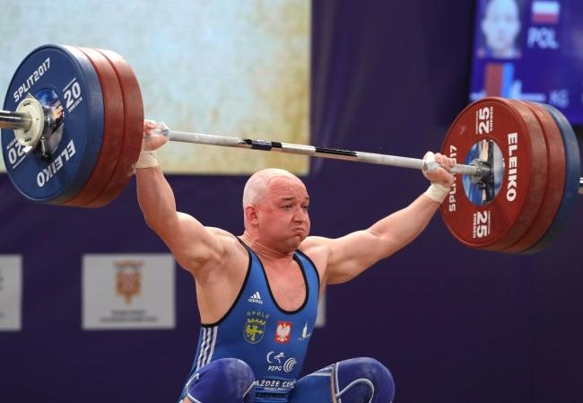 Krzysztof Zwarycz. Photo: EPA/Antonio Bat