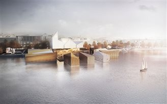 Poles win Baltic Art Park contest