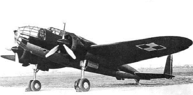 Бомбардувальник ПЗЛ-37 «Лось» - гордість польської авіапромисловості міжвоєнного периоду та один із найкращих літаків в своєму класі