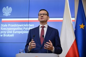 Brexit, Russia, budget: Polish PM sums up EU summit