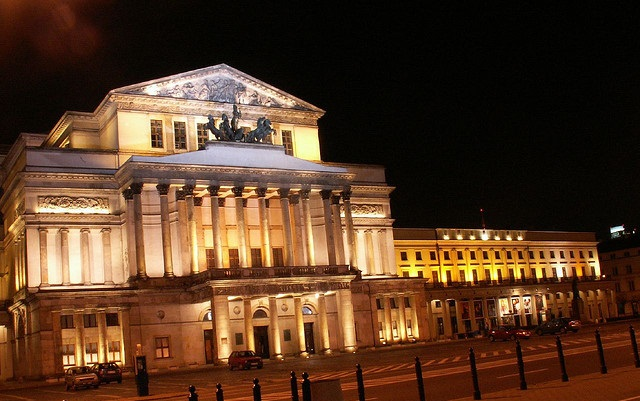 The National Opera in Warsaw. Photo: Flickr.com/churu