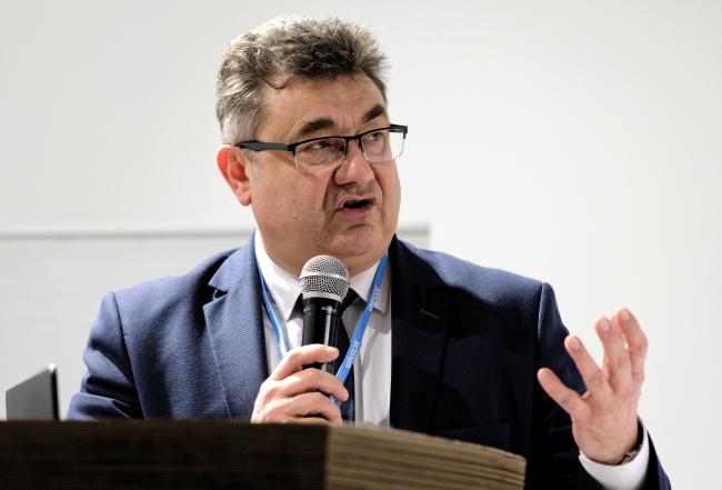 Grzegorz Tobiszowski. Photo: Andrzej Grygiel