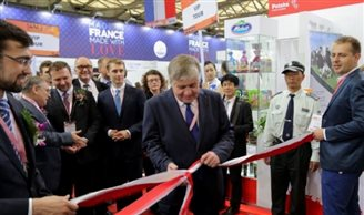Poland at Beijing food fair