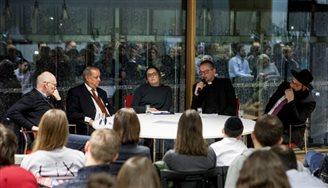 Католическая церковь проводит мероприятия по случаю XXI Дня иудаизма