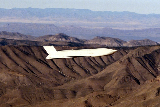 AGM-158 JASSM. Photo: Wikimedia Commons