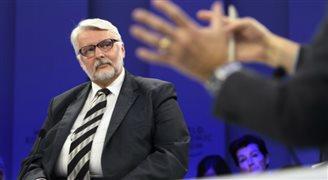 W Davos o europejskim bezpieczeństwie